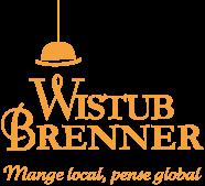 Logo Wistub Brenner